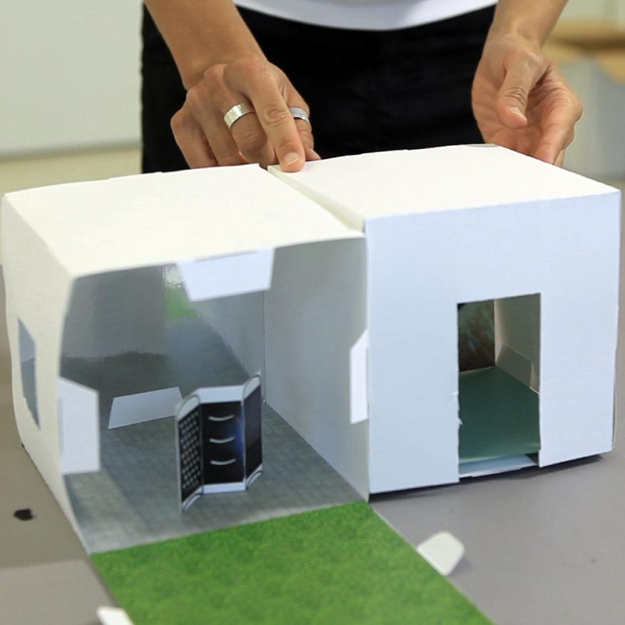 EMI quadrat