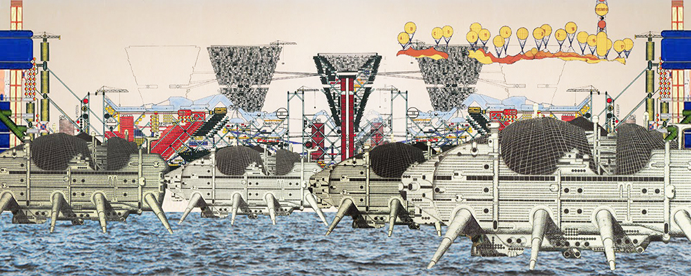 walking city_archigram